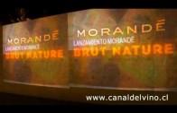 Lanzamiento nuevo espumoso  Morandé Brut Nature – Pablo Morandé