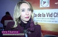 Lanzamiento App, Ruta de la Vid Chile