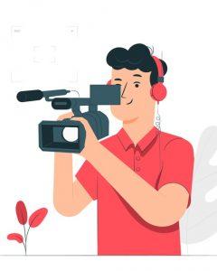 ilustracion-concepto-camarografo_114360-1439
